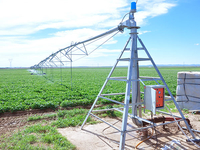 Center-pivot Irrigation Machines