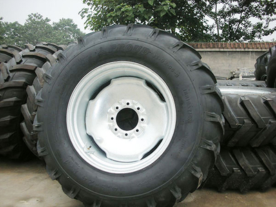 Steel Ring Tire