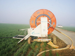Hose Reel Irrigation Machines
